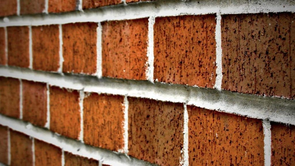 Should you Drill into Brick or Mortar?