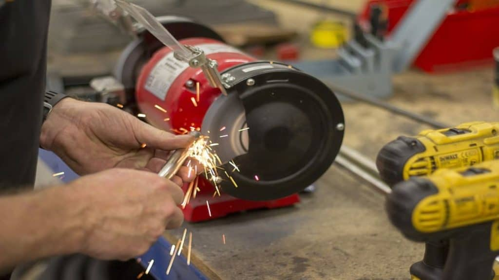 How to Sharpen Drill Bits